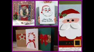 christmas christmas card craft idea for children early years