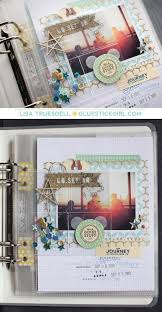 vacation photo albums 29 best 6 x 8 album ideas images on project 6x8