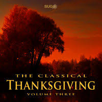 various artists the classical thanksgiving vol 3