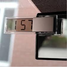 get cheap car electronic clock lcd aliexpress