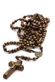 20 decade rosary 20 decade st benedict rosary wood rosarycard net