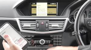 mercedes e class bluetooth how to play audio through the bluetooth in a mercedes e class