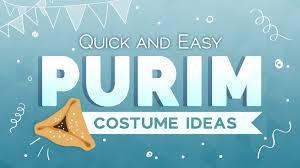 esther purim costume and easy purim costume ideas costumes