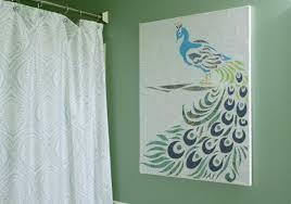 peacock inspired bathroom decor romantic bedroom ideas