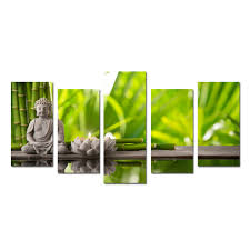 Zen Home Decor by Compare Prices On Zen Bamboo Paintings Online Shopping Buy Low