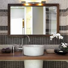 bathroom mirrors by size canvas floater frames white framed mirror