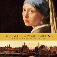 girl with a pearl earrings listen to girl with a pearl earring by tracy chevalier at
