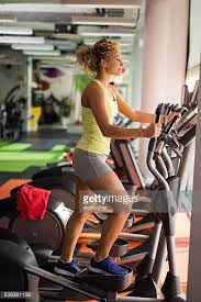 stair climbing machine stock photos and pictures getty images