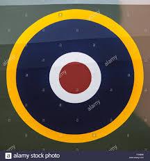 Uk Flag Ai United Kingdom Royal Air Force Insignia Stock Photos U0026 United