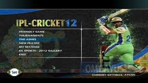 ea sports games 2012 free download full version for pc ea sports cricket 2012 ipl 5 patch for cricket07 pc game gameplay