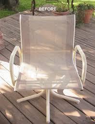 Patio Furniture In Houston Customer Diy Slings