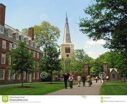 Harvard Campus Map Harvard University Campus In Cambridge Editorial Stock Image