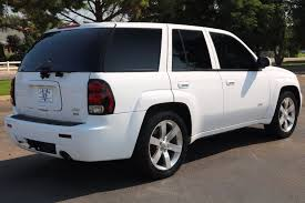 chevrolet trailblazer white 2007 chevrolet trailblazer ss victory motors of colorado
