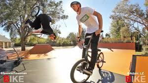 backyard game of bike adam lz vs spencer foresman youtube