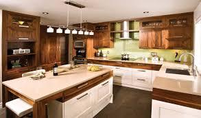 cuisine classique chic indogate com idees de cuisine moderne avec armoires blanches