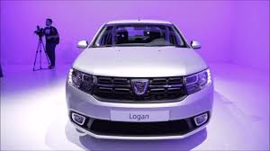 renault logan 2017 renault dacia logan 2017 facelift detalhes internos e