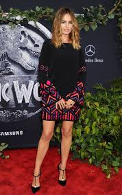 Camilla Belle Belle U2013 Jurassic World Premiere In Hollywood