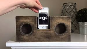 Modern Speaker Elegant Homemade Iphone Speaker 52 In Home Design Modern With