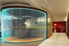 Curtain Dancing Customized Wall Waterfall Digital Water Dancing Rain Curtain