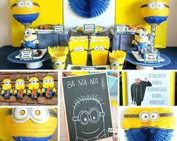 minion baby shower decorations minion party favors ideas minion favor boxes from a minions