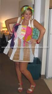 Funny Dirty Halloween Costumes Minute Homemade Costume Idea Dirty Laundry Homemade