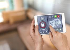 cellular home security system