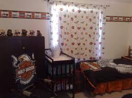 Harley Davidson Curtains And Rugs Harley Davidson Baby Bedding Sets U2014 Vineyard King Bed Perfect