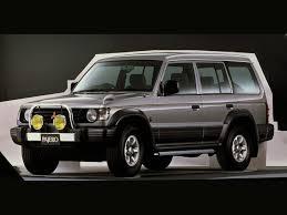 mitsubishi wagon 1990 технические характеристики mitsubishi мицубиси pajero wagon 2 5