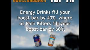 pubg energy drink pubg top tip 11 energy drinks and pain killers youtube