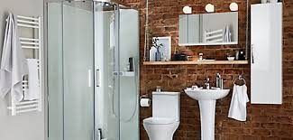 Bathrooms Bathroom Fittings  Accessories DIY At BQ - Bathroom rooms
