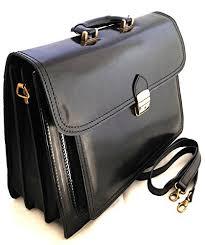 borsa porta documenti ctm borsa da lavoro nera cartella porta documenti da uomo
