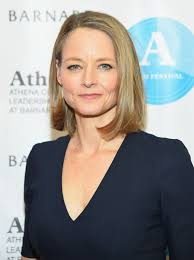 jodie foster at 2015 athena film festival opening night in new