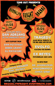 free time out new york presents fright bazaar feat dan andriano