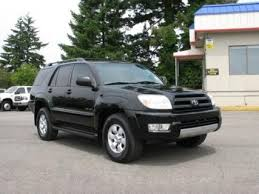 cheap toyota 4runner for sale used toyota 4runner sr5 03 for sale in wa 11995 cheap cars