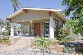 California Bungalow California Bungalow Remodel Traditional Exterior San Diego
