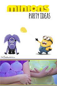 minion party ideas water balloon fight onecreativemommy