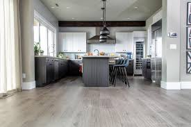 color kitchen cabinets with floors 30 kitchen flooring options and design ideas hgtv