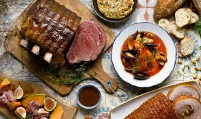 epic christmas buffets brunches and dinners at singapore u0027s best