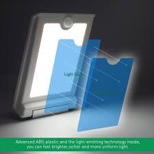 Solar Security Motion Sensor Light by Zitrades Motion Sensor Light Outdoor 46 Led Solar Security Lights