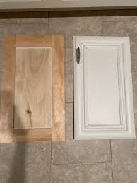 how to turn kitchen cabinets into shaker style diy shaker cabinet doors how to make your own for less