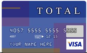 apply for total visa credit card check application status
