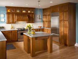 mission style kitchen cabinets craftsman character kraftmaid