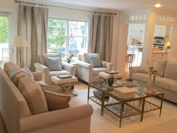Neutral Living Room South Shore Decorating Blog New Project Design Reveal Neutral