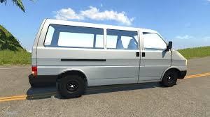 vw minivan 2014 transporter t4 for beamng drive