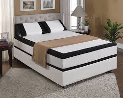 bedroom very charming full size memory foam mattress for modern