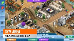 virtual families 2 house design mobile android version youtube