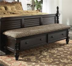 Marlo Furniture Liquidation Center by Millennium Key Town Bedroom Bench With 2 Drawers Ahfa Bench