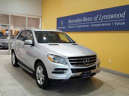 preowned mercedes suv certified pre owned 2015 mercedes m class ml 350 4matic suv
