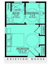 Bedroom Additions Floor Plans 653681 Wheelchair Accessible Mother In Law Bedroom Suite