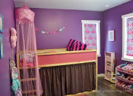 Purple Kids Room by Black And Purple Room Designs Pastels Spring Color Trend Hgtv